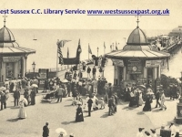 1884 New entrance to the Pier
