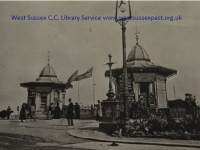 1903 The new kiosks