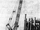 repairing the pier 1972