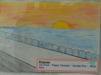 1st Prize Picture - Poppy Tavener (11), West Park CofE first and middle school