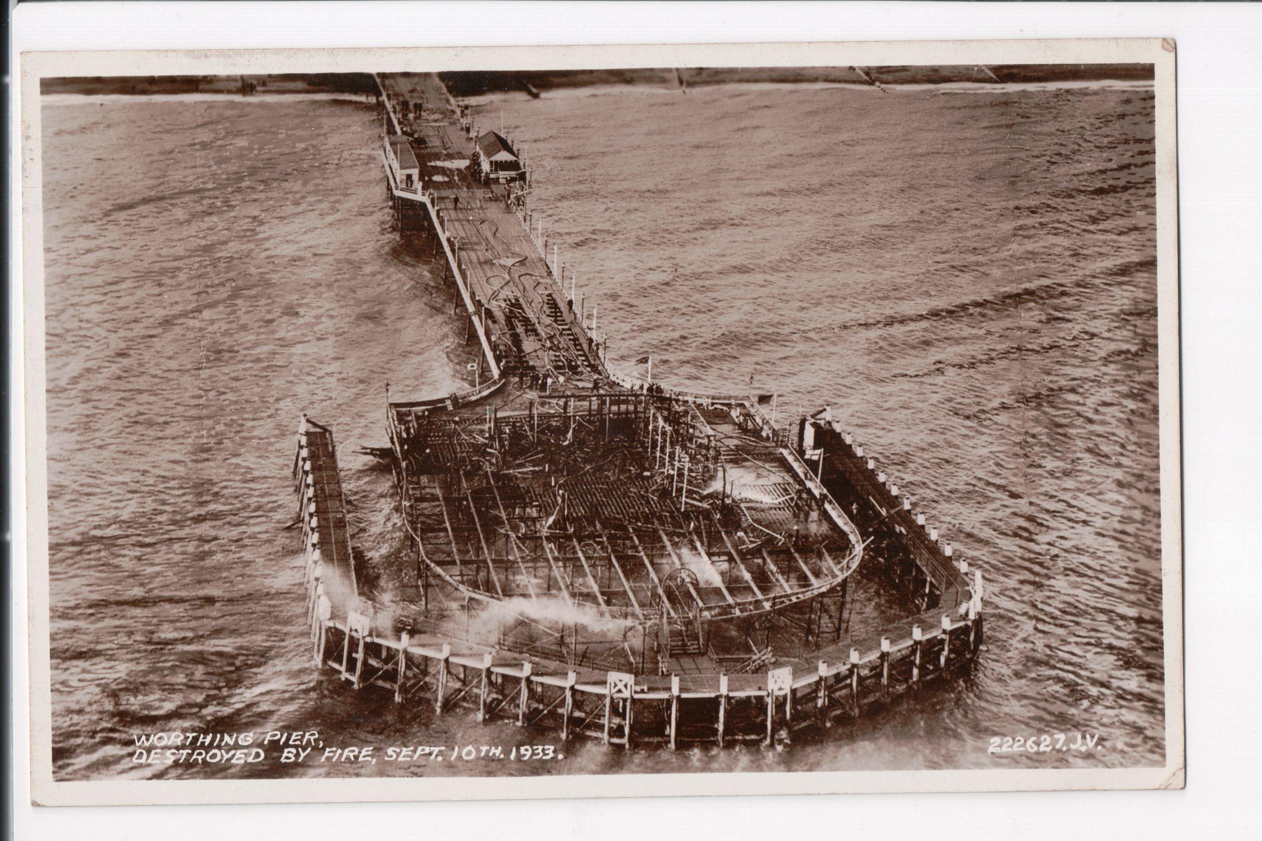 1933 fire