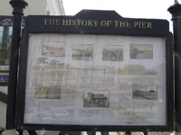 History of the pier