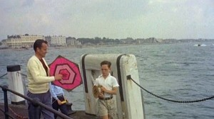 kite fishing 1956