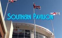southern pavilion