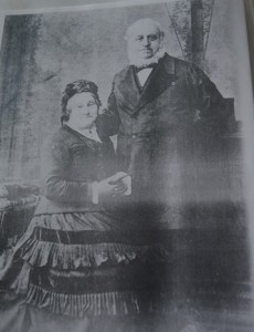 Henry and Anne Hayden