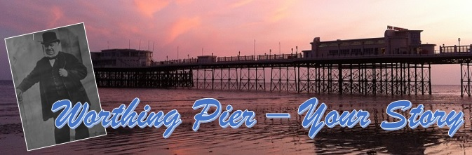 Worthing Pier Your Story