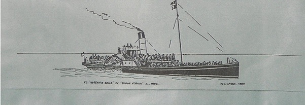 sketch of the Worthing Belle