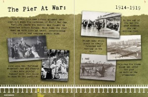 the pier at war